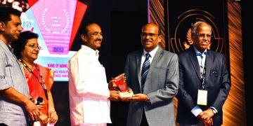 Excellence in Rheumatology Award from Health Minister Telangana, India
