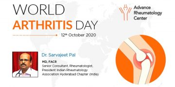 World Arthritis Day (12th October 2020)